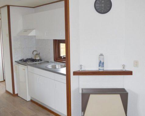 Prachtig ruim chalet met 2 slaapkamers met zonnige tuin op rustig 45 plus chaletpark THE HAP in Voorthuizen (12)