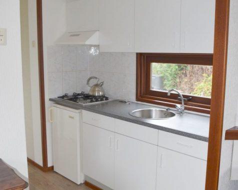 Prachtig ruim chalet met 2 slaapkamers met zonnige tuin op rustig 45 plus chaletpark THE HAP in Voorthuizen (13)