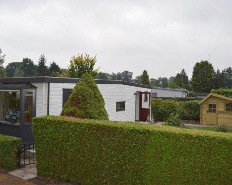 Prachtig ruim chalet met 2 slaapkamers met zonnige tuin op rustig 45 plus chaletpark THE HAP in Voorthuizen (18)