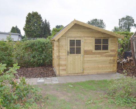 Prachtig ruim chalet met 2 slaapkamers met zonnige tuin op rustig 45 plus chaletpark THE HAP in Voorthuizen (6)