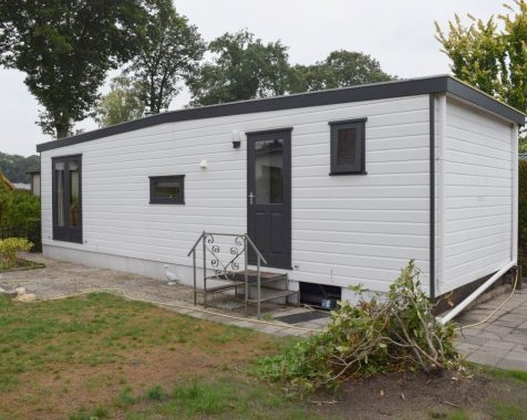 Prachtig ruim chalet met 2 slaapkamers met zonnige tuin op rustig 45 plus chaletpark THE HAP in Voorthuizen (7)