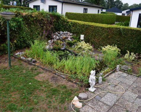 Prachtig ruim chalet met 2 slaapkamers met zonnige tuin op rustig 45 plus chaletpark THE HAP in Voorthuizen (8)