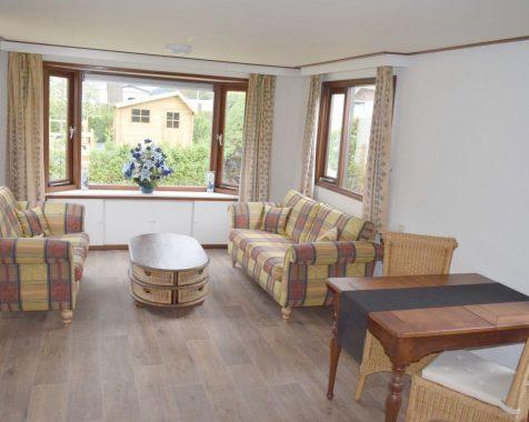 Prachtig ruim chalet met 2 slaapkamers met zonnige tuin op rustig 45 plus chaletpark THE HAP in Voorthuizen (9)