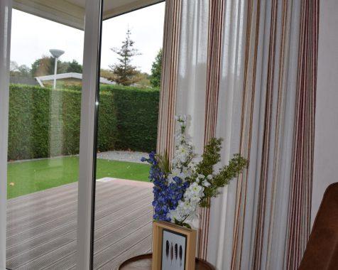 Dennenlaan 117 dubbel chalet met grote veranda