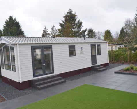 Nieuw chalet 1000×370 op 45+park in het entree van de Veluwe op chaletpark The Hap in Voorthuizen (19)