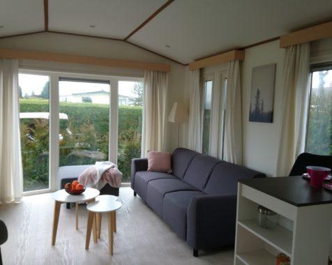 Prachtige chalet met 2 slaapkamers instapklaar met onderhoudsarme uit op rustig 45plus park in Voorthuizen (20)